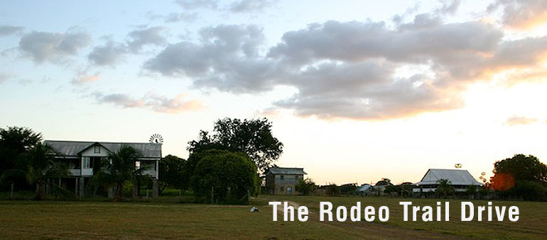 Rupununi Trails - The Rodeo Trail Drive