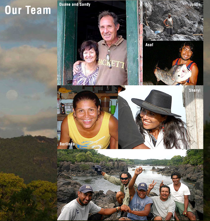 Rupununi - Our Team